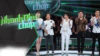 Team Long Nhật Khép Lại Chung Kết Mùa 1 Với Nhiều Cảm Xúc   Nhanh Như Chớp   Tập 25 Full HD