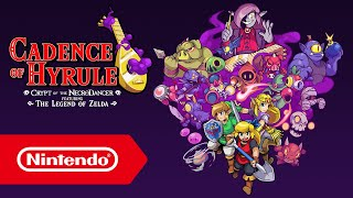 Cadence of Hyrule: Crypt of the NecroDancer featuring The Legend of Zelda - E3 2019 Trailer
