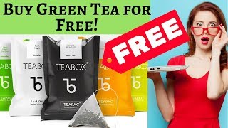 Buy Green Tea Free Online | Health & Fat Burning Green Tea Unboxing & Review By Eat More Lose More