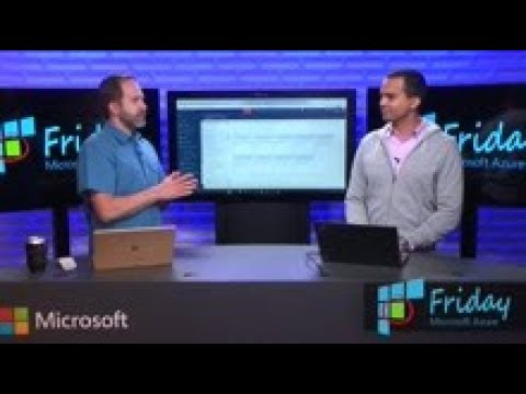 Azure Friday | Durable Functions in Azure Functions