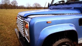 Part 5 Land Rover Defender 110 Project buyers guide Restored Project