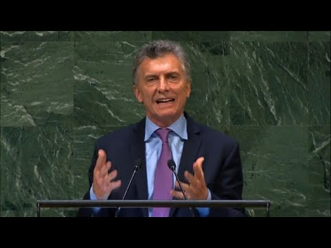 Macri quer levar Venezuela à Corte Penal Internacional