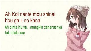 Lagu Jepang terbaik | No. 1 Kana Nishino lyrics