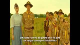 Moonrise Kingdom. Trailer Oficial (Subtitulado en Español)