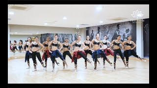 SHAPE OF YOU (rehearsal video) by Fleur Estelle Dance Company