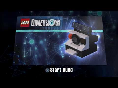 Lego Dimensions - Flash 'n' Finish Building Instructions - Gremlins