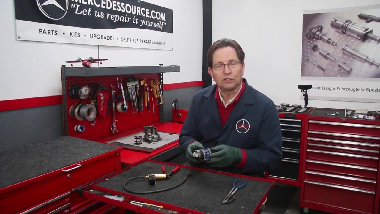 1973 to 1980 mercedes vacuum door lock actuators best repair options [ 1280 x 720 Pixel ]