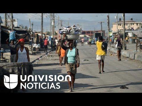 Gobierno de Haití, preocupado después de que EEUU canceló el TPS para inmigrantes del país