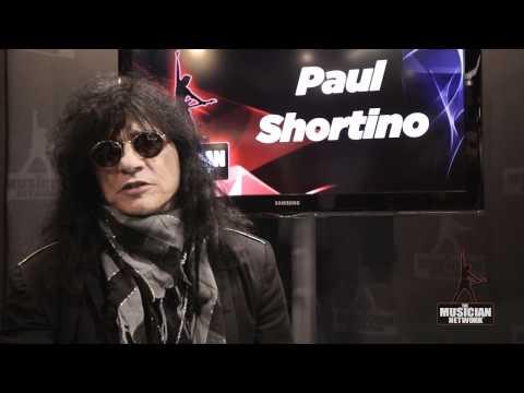 Paul Shortino: NAMM 2012 Interview