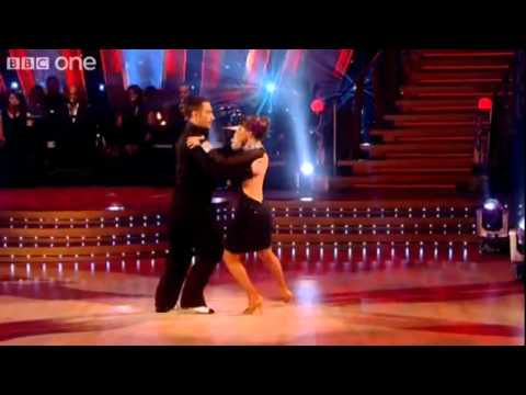 Rachel and Vincent's Argentine Tango - Strictly Come Dancing 2008 Semi-Final - BBC One