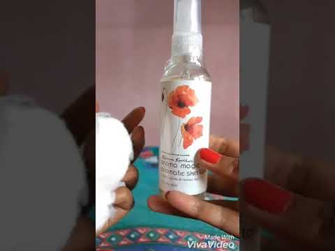 my-real-review-on-this-products..glowing-skin-toner.aroma-magic.