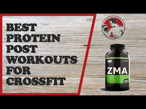 Best Protein Powders, Supplements, Protein Bars And Post Workouts For CrossFit