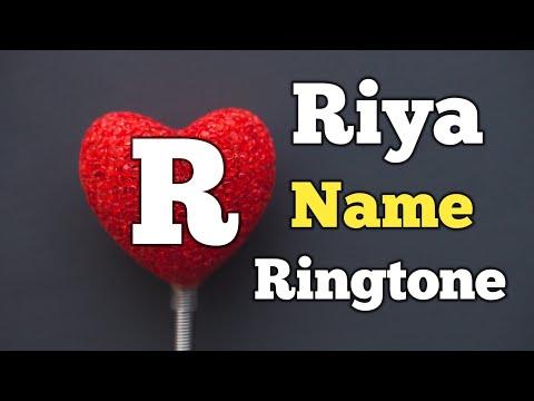 Name Ringtone - Riya Call [Sani Release]