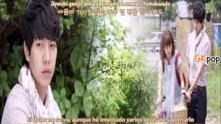 Ji Sun - Crazy In Love (Sub Esp - Hangul - Roma) HD [Shining Inheritance OST]