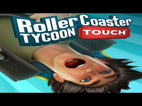 Roller Coaster Tycoon Touch - BARBIE'S DREAMHOUSE!