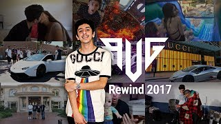 2017 WAS THE BEST YEAR OF MY LIFE!! (BEST OF 2017) | FaZe Rug