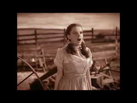 The Wizard of Oz, by Victor Fleming 1939  Somewhere Over the Rainbow, by Judy Garland