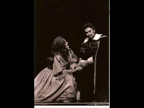 Donizetti - Lucia di Lammermoor - Lucia-Enrico duet - Joan Sutherland, Sherrill Milnes (1971)