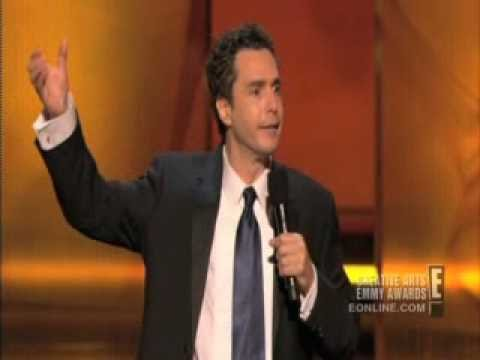 Comedian Eric O'Shea @ The Emmys