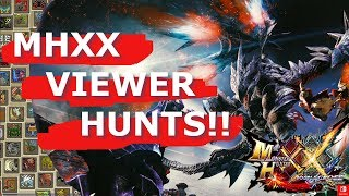Monster Hunter XX | Glitching & Pool Party
