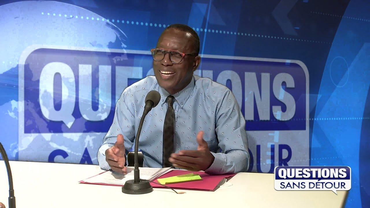 JAQUES MARIE-CLAIRE - Candidat FEDE Socialiste GPE est l'invité de QSD sur ETV