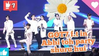 Download GOT7 - ABHI TOH PARTY SHURU HUI HAI