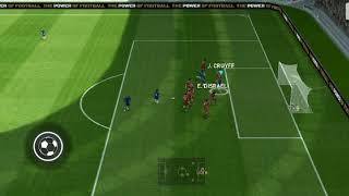 HOW TO SCORE FREEKICK ON PES MOBILE 2019 **DAVID BECKHAM**