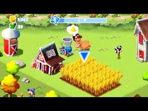 Green Farm 3 - Mobile Game Trailer