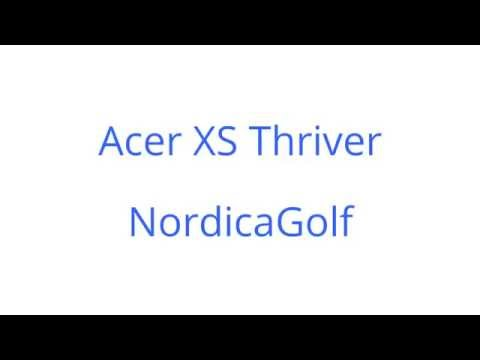 Acer XS Thriver