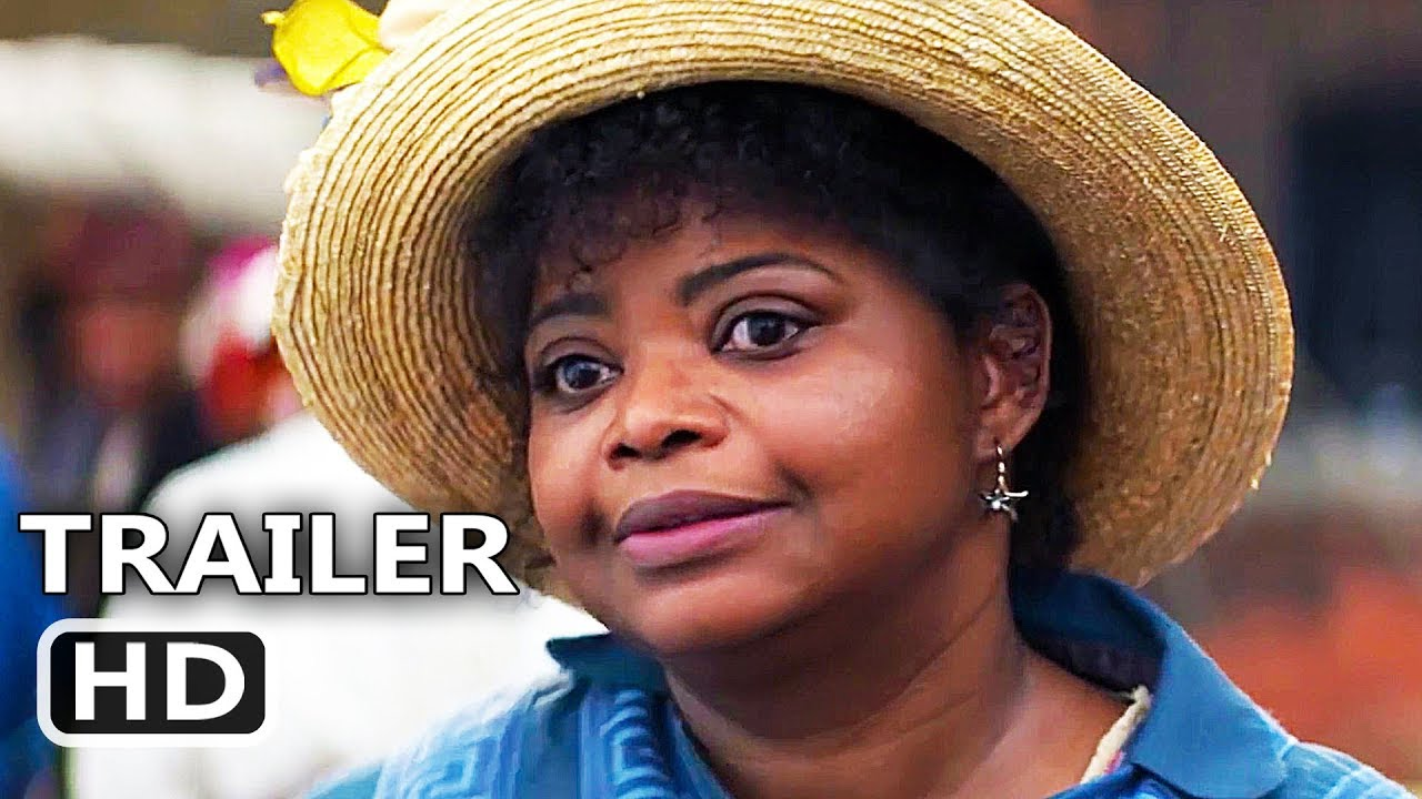 SELF MADE Official Trailer (2020) Octavia Spencer, Tiffany Haddish, Netflix Movie HD
