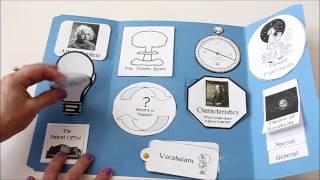 Albert Einstein Unit Study & Lapbook