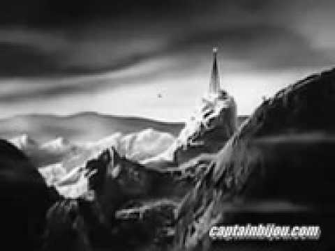 1950s CEREAL COMMERCIAL  Captain Video and his Video Rangers