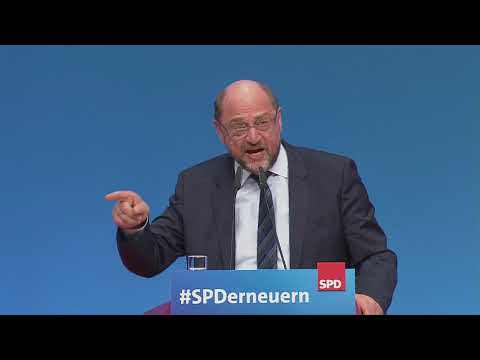 Verabschiedung von Martin Schulz