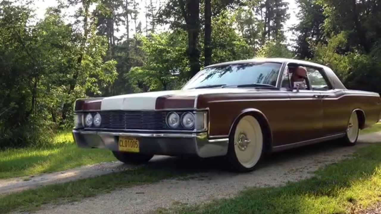 1968 lincoln continental ratrod lowrider for sale part 2 youtube. Black Bedroom Furniture Sets. Home Design Ideas