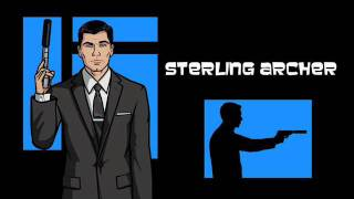 Archer: Closing Theme