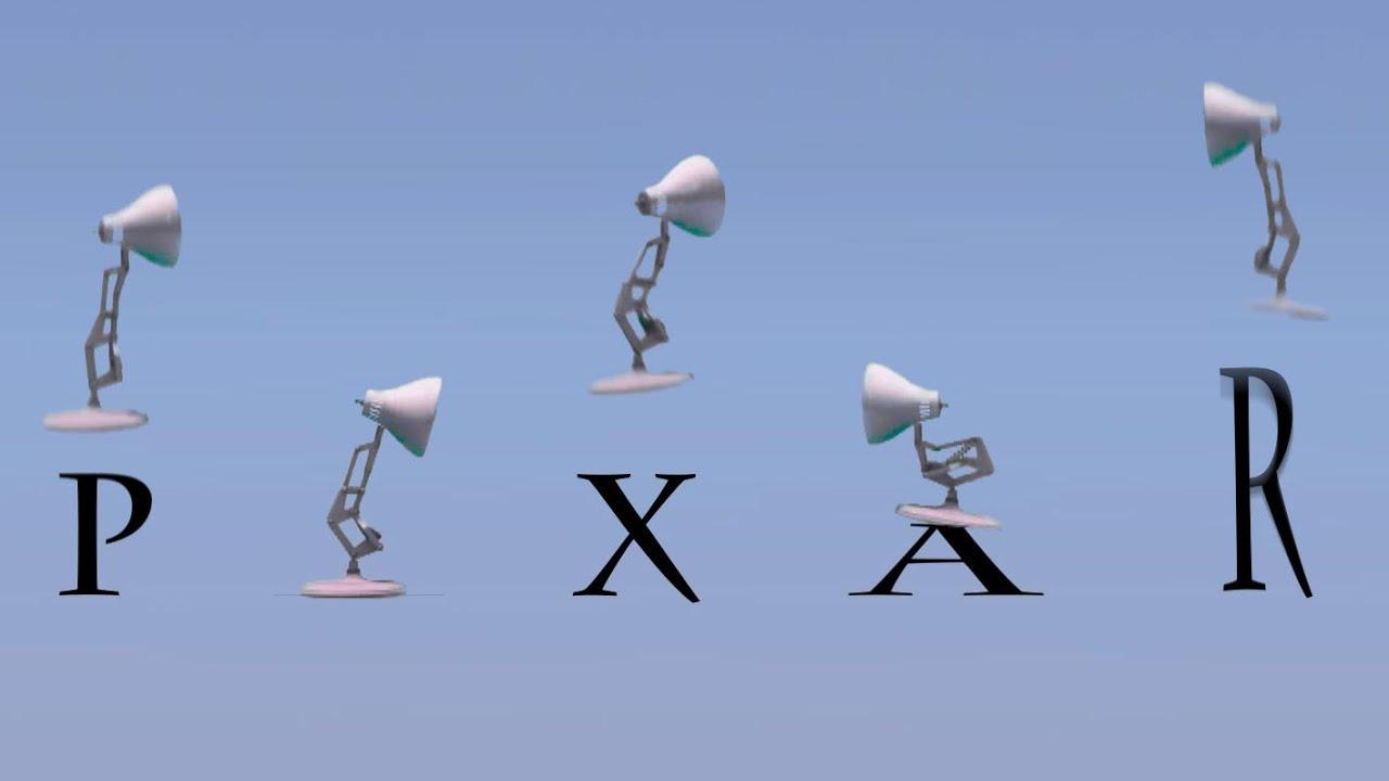 73 five pixar lamps luxo jr logo spoof pixar luxo jr logo youtube