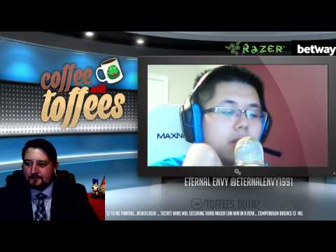 Coffee w/ Toffees 6/11/15 - EternalEnvy