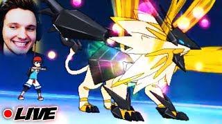 MEIN ERSTES POKEMON GEFANGEN BABY !!! | Pokemon Ultrasonne (LIVE)