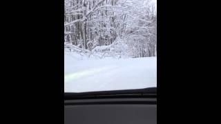 20121209 県道40(国道130号に合流する手前)