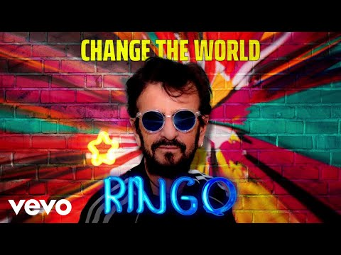 Ringo Starr - Let's Change The World (Audio)