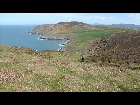 Aberdaron, Llyn Peninsula Walks In Gwynedd, Wales, UK