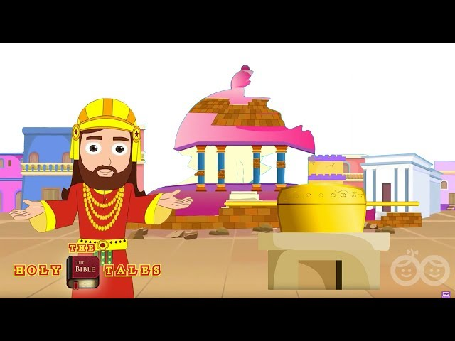 Cyrus The Great - Bible Stories For Children