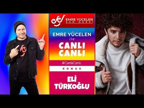 Eli Türkoğlu Voice Analysis With Eli # live live #bubenimöyküm