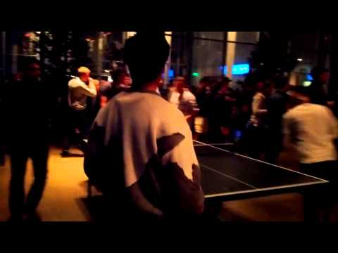 Berlin-style Ping Pong