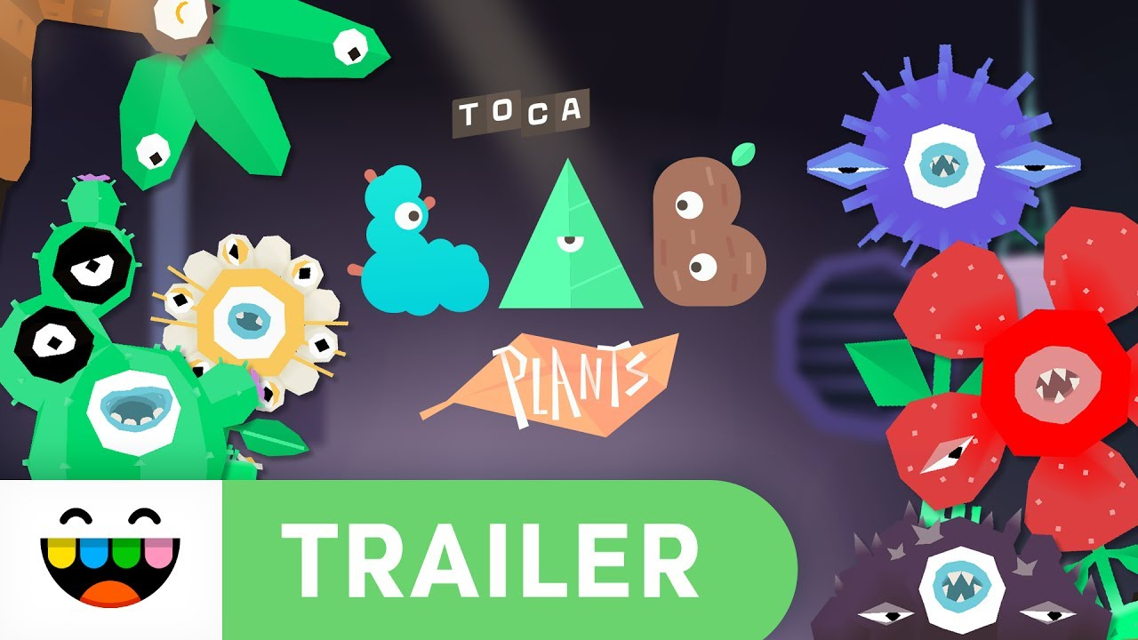 Stay Curious, Be Rewarded in Toca Lab: Plants | NEW APP