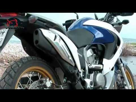 Honda XL 700V Transalp - On Board Test Video - 100.000+ Views!