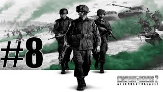 Company Of Heroes 2 Ardennes Assault Gameplay Part 8 - Dancing with the Panzers