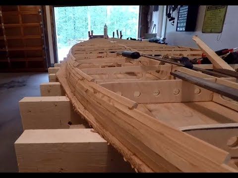 How to make a stand up paddle board out of wood