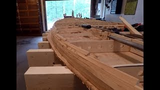 Building a Wooden Paddle Board - Part 5: Starting to Take Shape