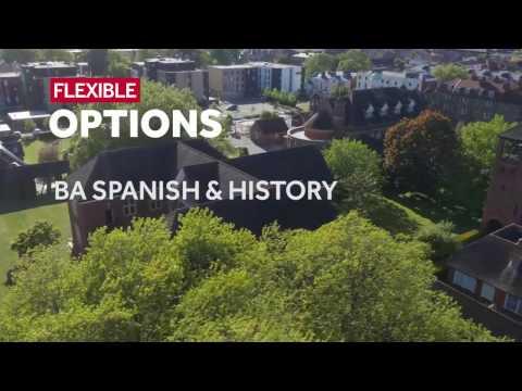 Spanish at the University of Reading
